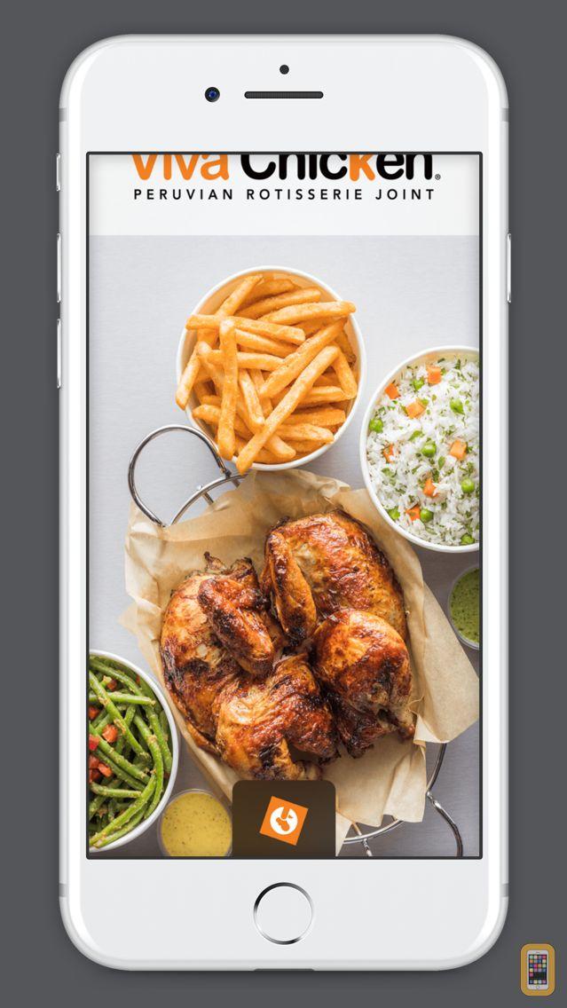 Screenshot - Viva Chicken App