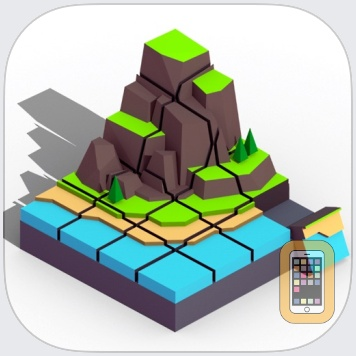 Fifteen: 3D & AR 15 puzzle by Latte Games (Universal)