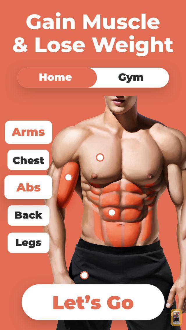 Screenshot - Fitness & Bodybuilding Pro