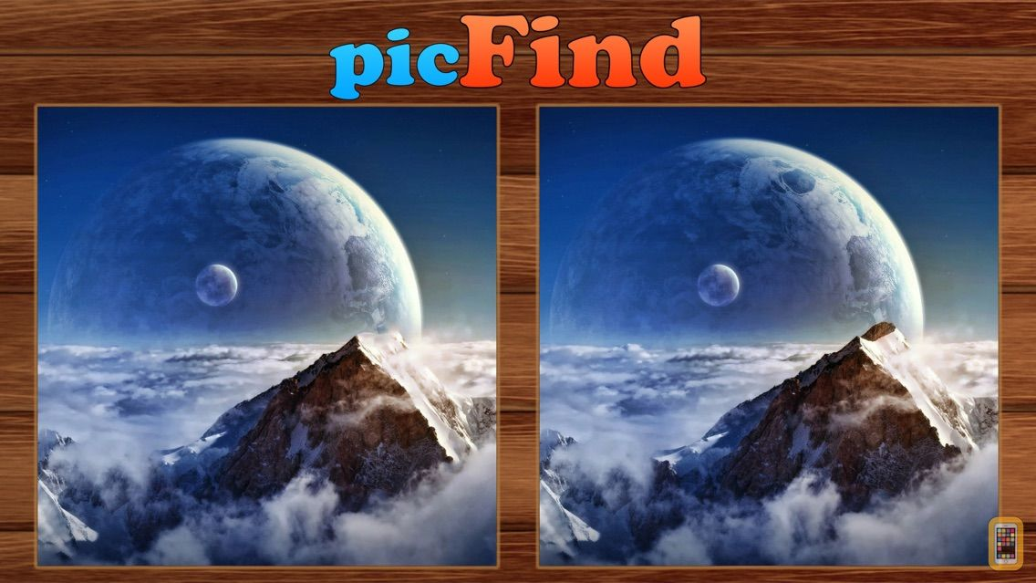 Screenshot - picFind - Find some different