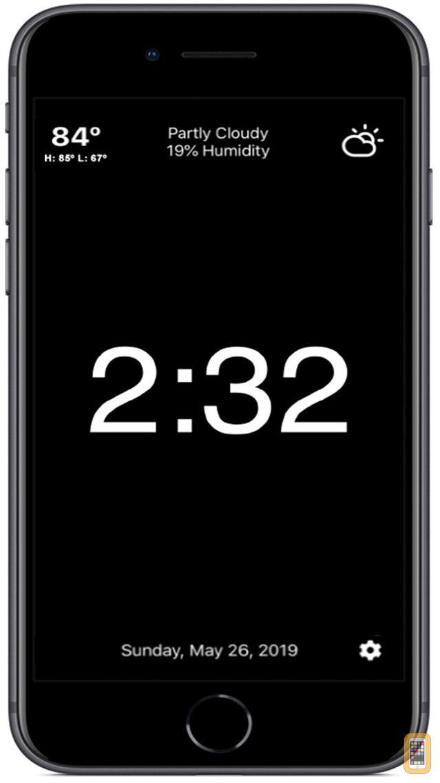 Screenshot - Clock Simplicity