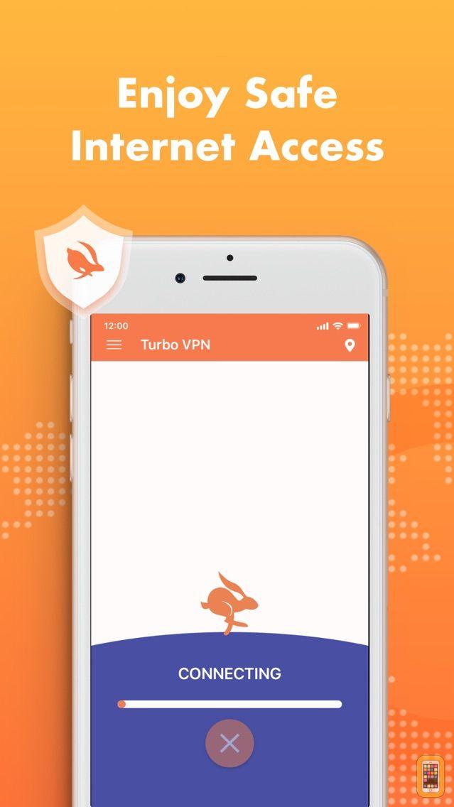 Screenshot - Turbo VPN Private Browser