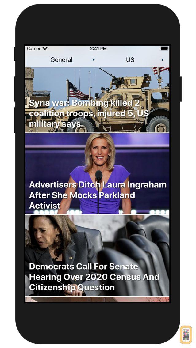 Screenshot - Newstagram