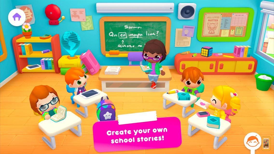Screenshot - Sunny School Stories (Full)