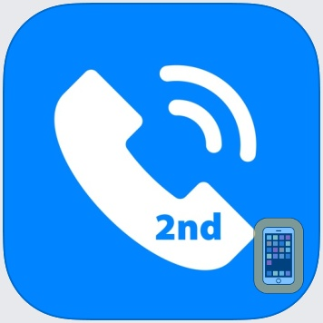 Second Phone Number' by EverAppsLLC (Universal)