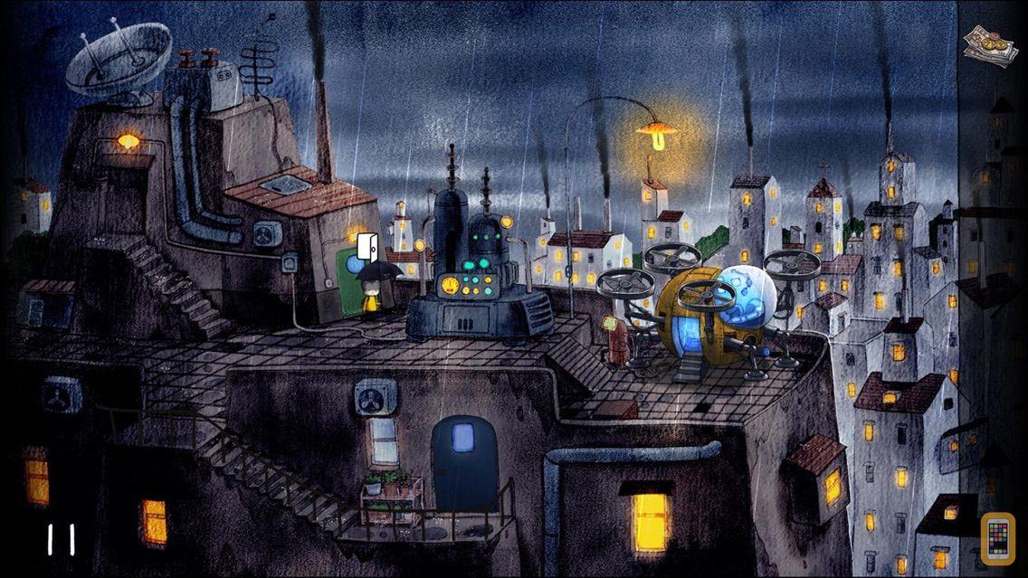 Screenshot - Rain City