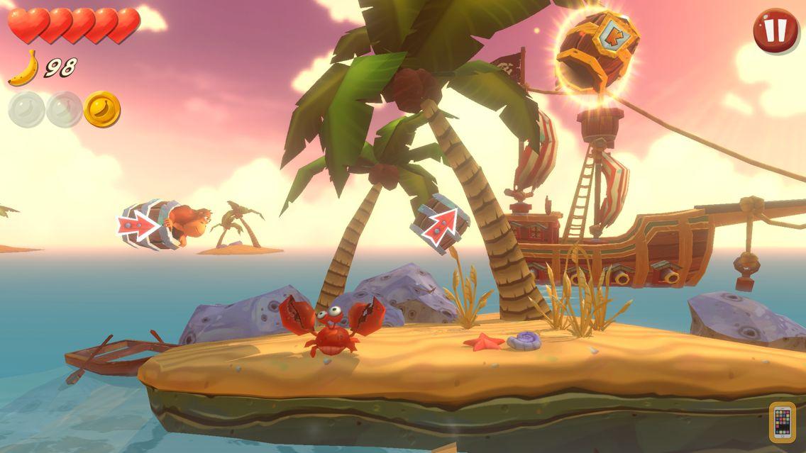 Screenshot - Banana Kong Blast