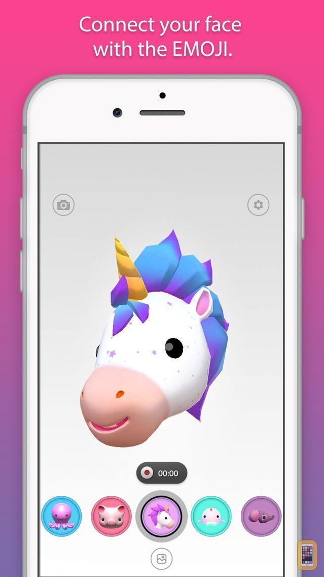 Screenshot - EMOJI Face Recorder