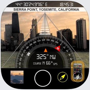 Compass i8 (GPS Camera) by Emin Yeritsyan (iPhone)