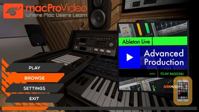 Screenshot - Track Course For Ableton Live