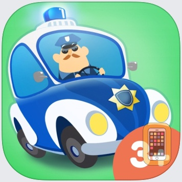 Little Police Station for Kids by Fox and Sheep GmbH (Universal)
