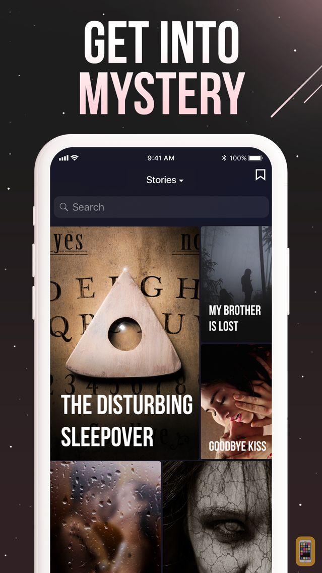 Screenshot - Thrill: Text Stories