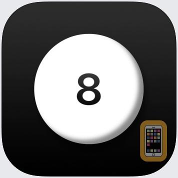 Modern Magic 8 Ball by Hayden Watson (Universal)