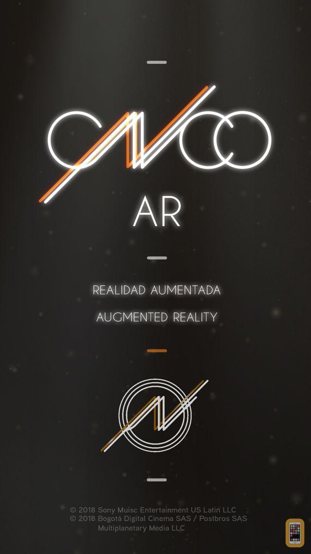 Screenshot - CNCO AR