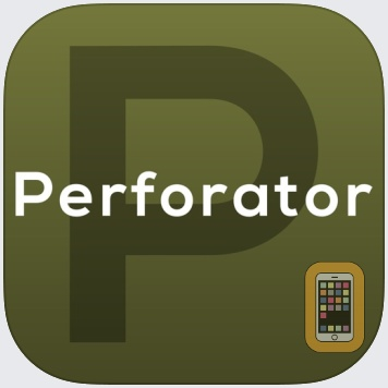 Perforator by Bram Bos (Universal)