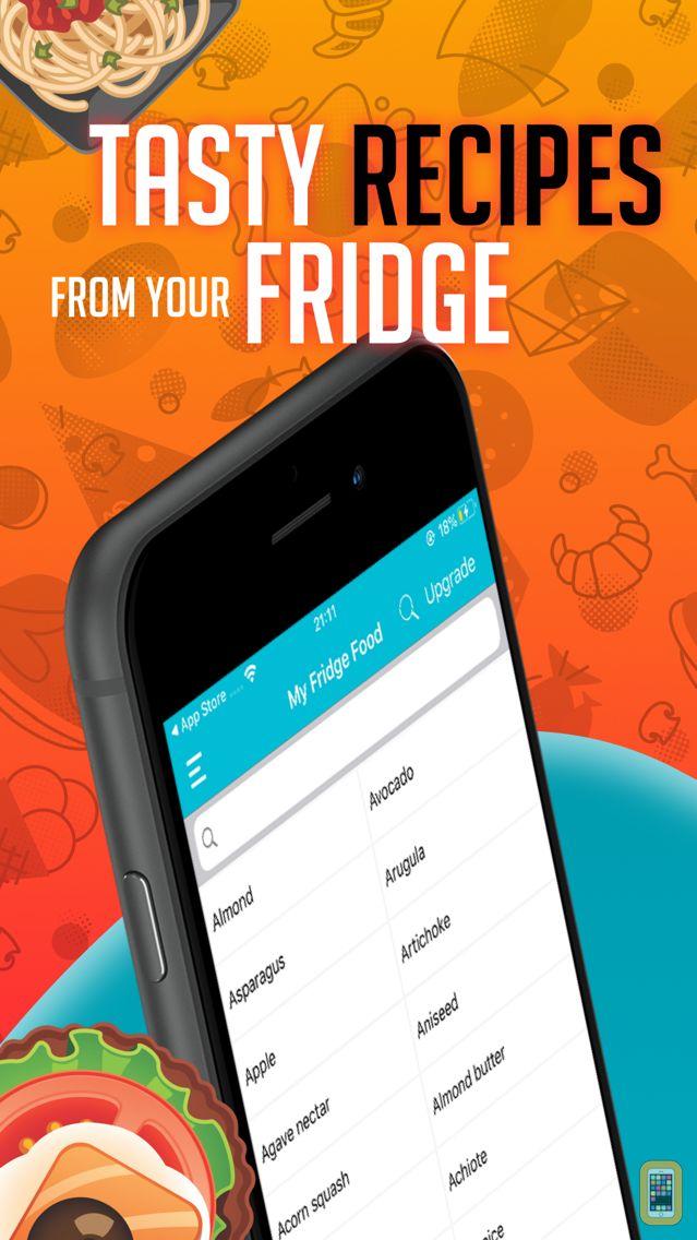 Screenshot - My Fridge: food recipes