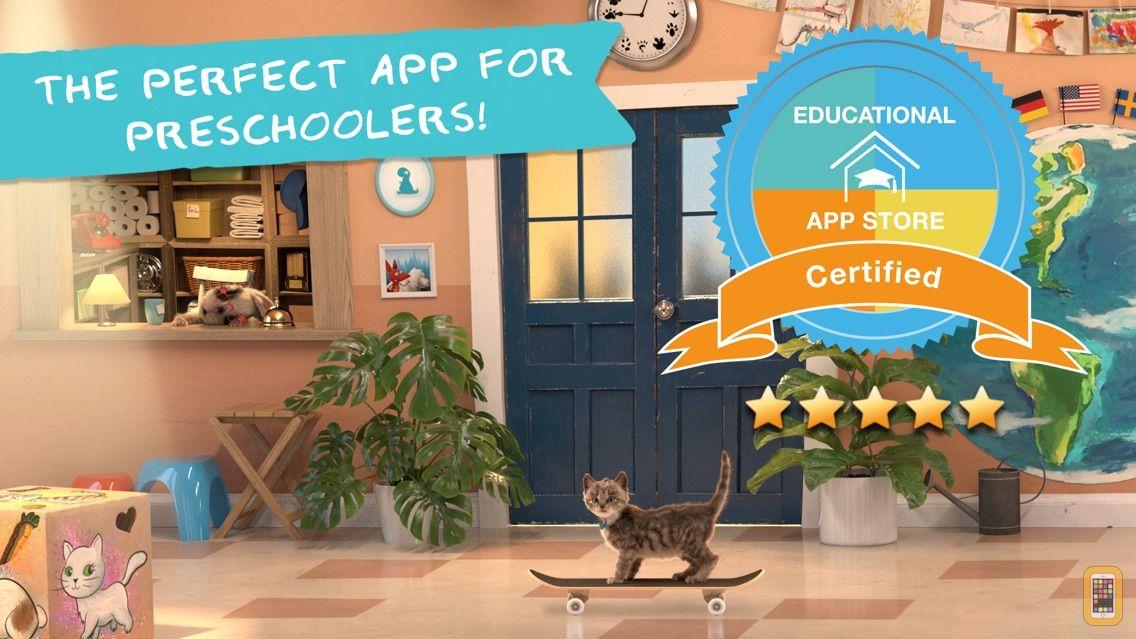 Screenshot - Little Kitten & Friends 4+
