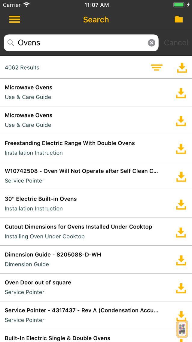 Screenshot - ServiceMatters