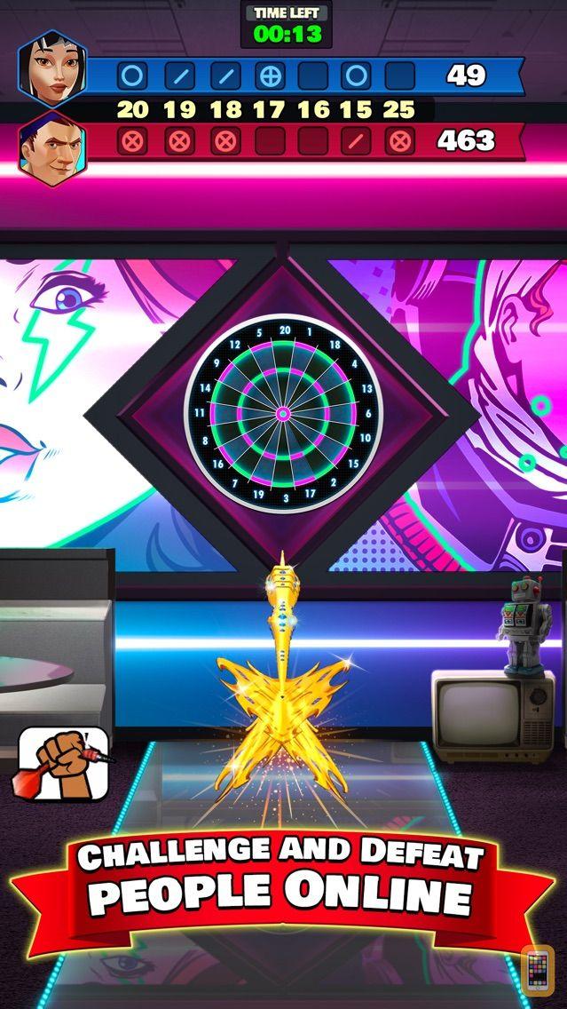Screenshot - Darts Club