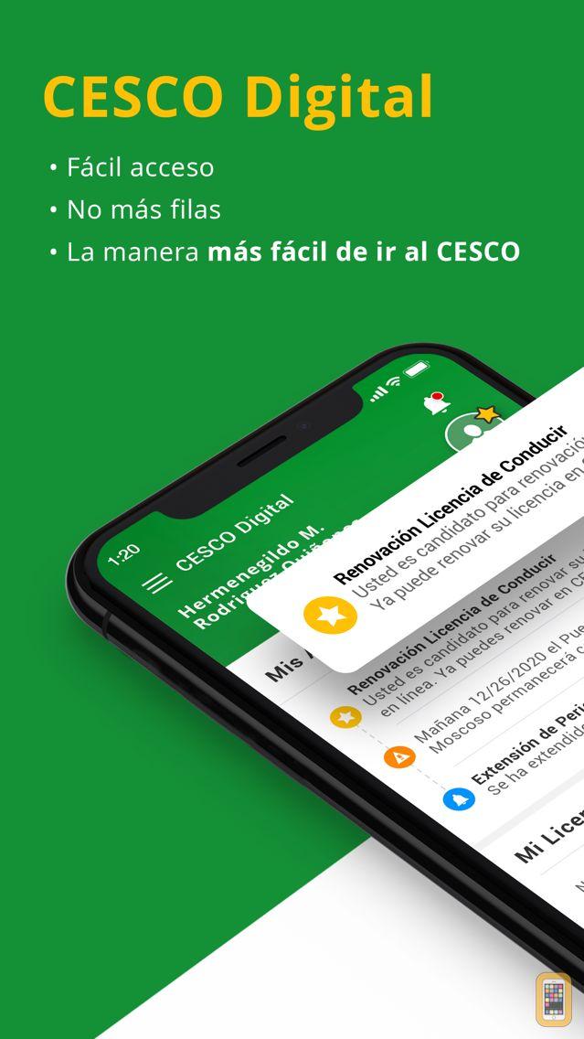 Screenshot - CESCO Digital