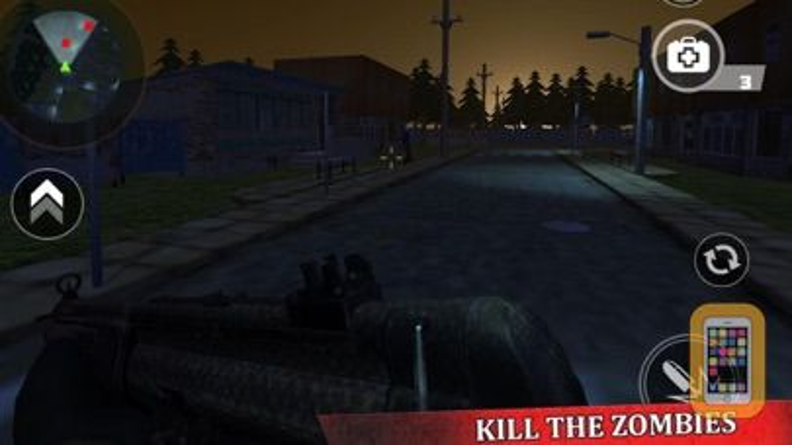 Screenshot - Survival VS Zombie Battle