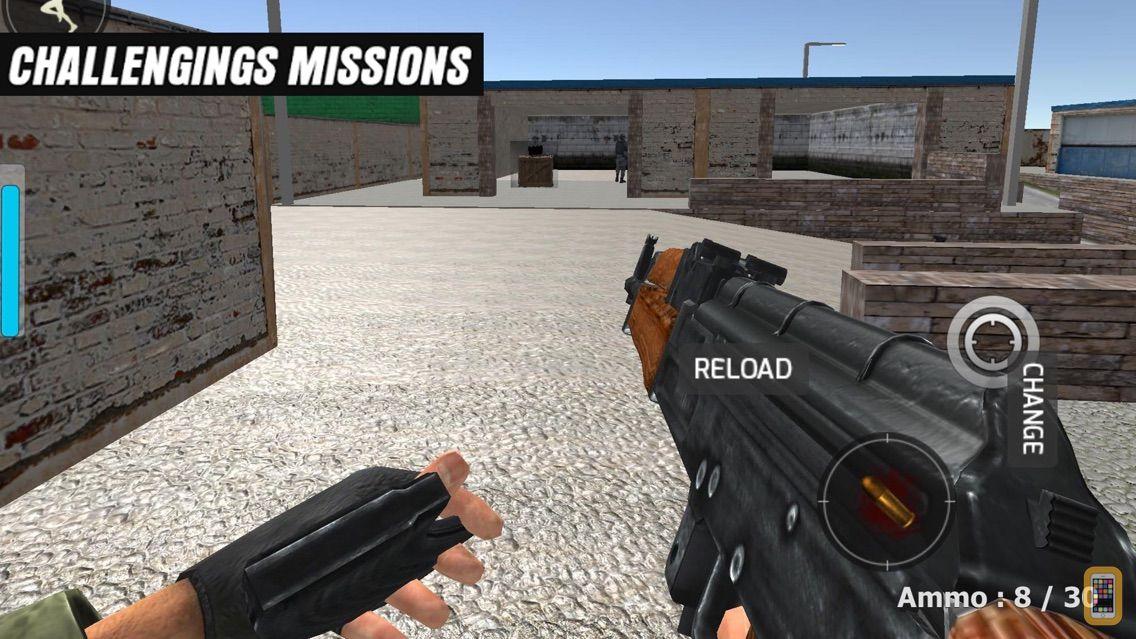 Screenshot - Survival Combat Strike Mission