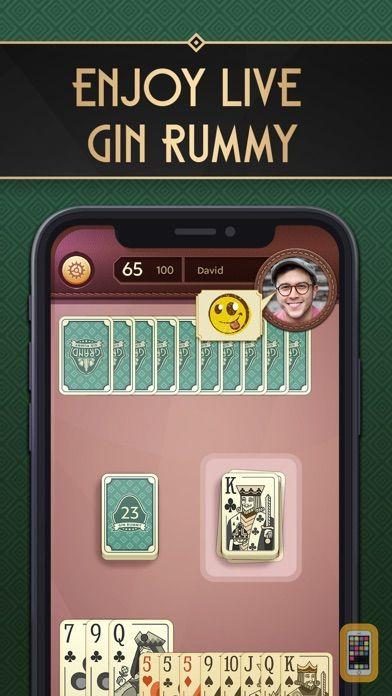 Screenshot - Grand Gin Rummy 2: Card Game