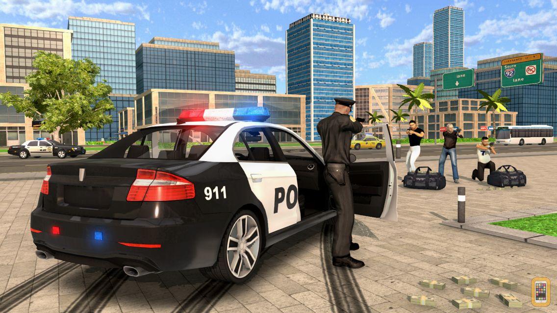 Screenshot - Police Car Chase Cop Simulator