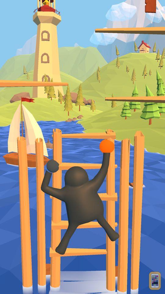 Screenshot - Clumsy Climber