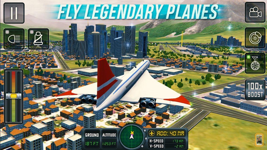 Screenshot - Flight Sim 18