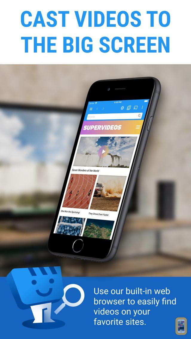 Screenshot - Web Video Cast | Browser to TV