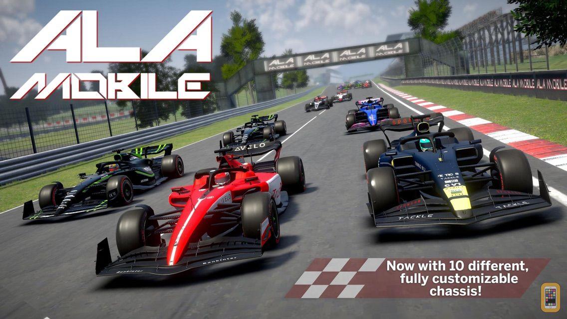 Screenshot - Ala Mobile GP