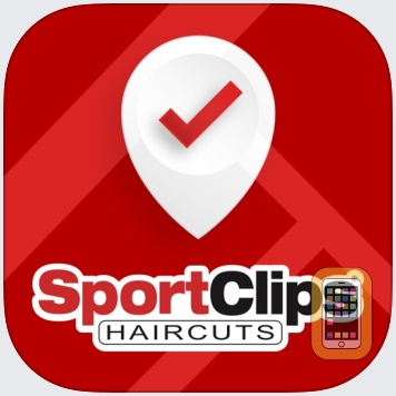 Sport Clips Haircuts Check In by Sport Clips (iPhone)