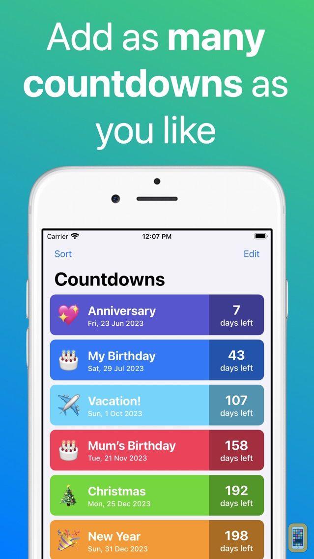 Screenshot - Countdown ◎