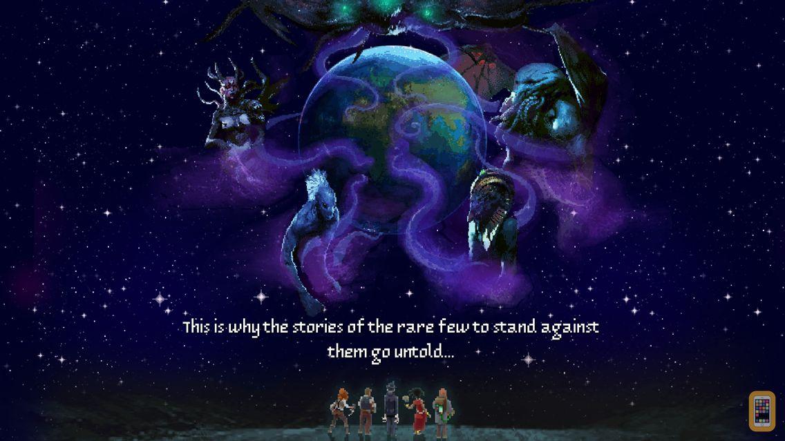 Screenshot - Lovecraft's Untold Stories
