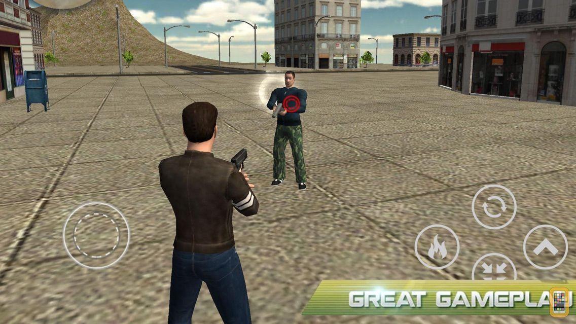 Screenshot - Street Gangsters Crime
