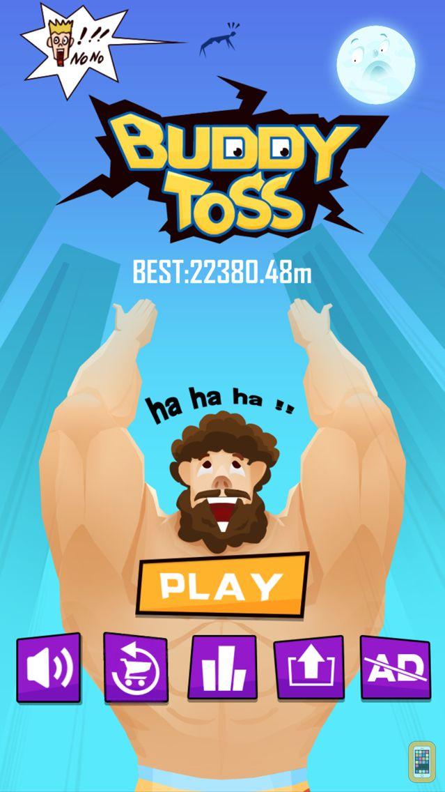 Screenshot - Buddy Toss