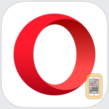 Opera Touch web browser by Opera Software AS (Universal)