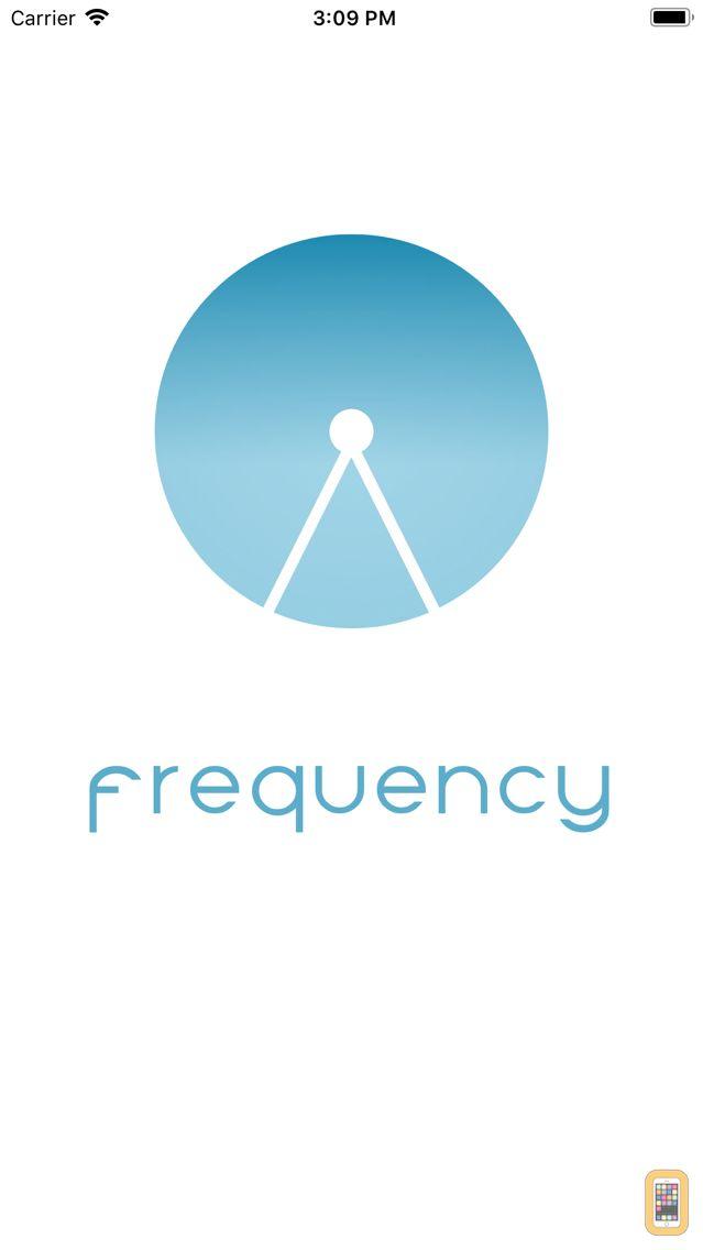 Screenshot - Frequency - Simple Radio