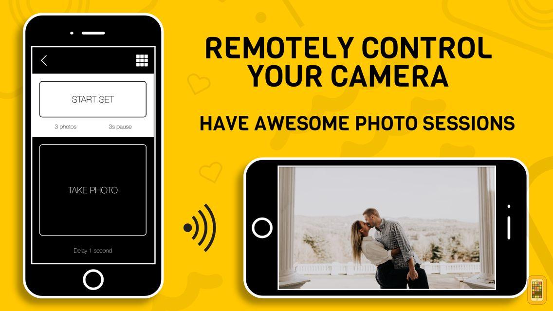 Screenshot - Camera Remote Control App