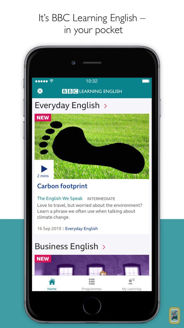 Screenshot - BBC Learning English