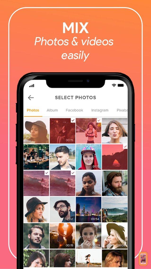 Screenshot - Video Editor - Photo Grid