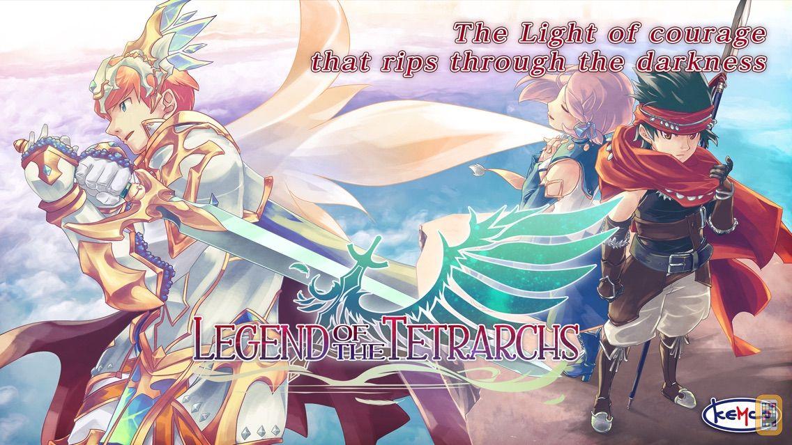 Screenshot - RPG Legend of the Tetrarchs