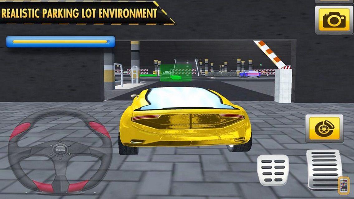 Screenshot - Car Parking: Audi Sim Game