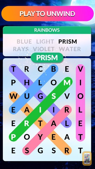 Screenshot - Wordscapes Search