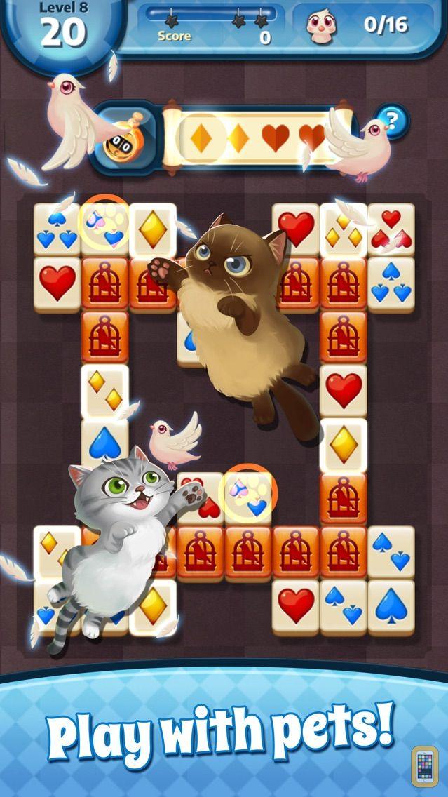 Screenshot - Mahjong Magic Fantasy