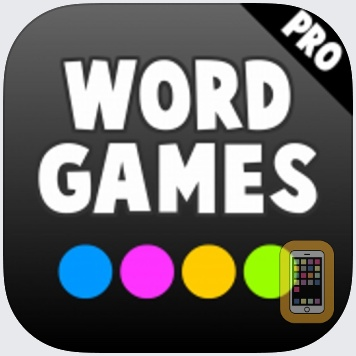 Word Games PRO - 52 in 1 by Flier (Universal)