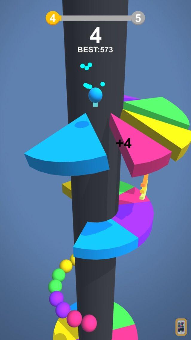 Screenshot - Color Ball: Hit The Same Color