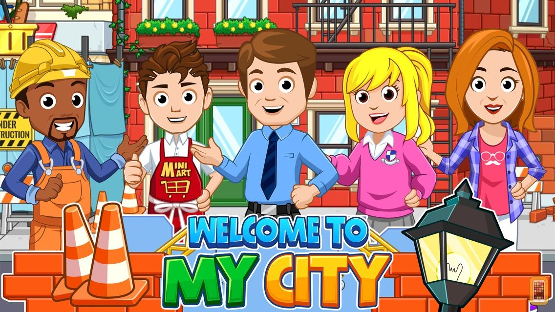 Screenshot - My City : Home