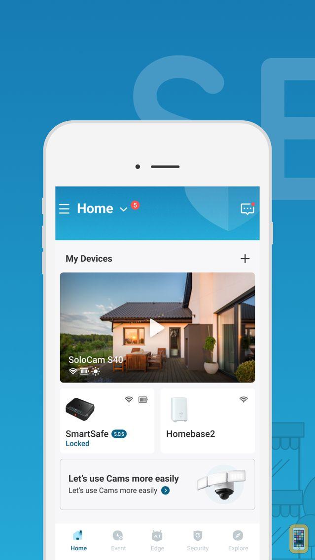 Screenshot - Eufy Security